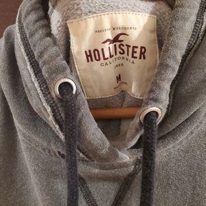 Hollister Tops - Hollister cutout hoodie